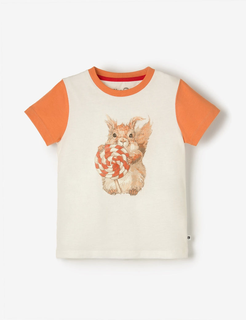 Classic Tee - Lolly Squirrel - The QT