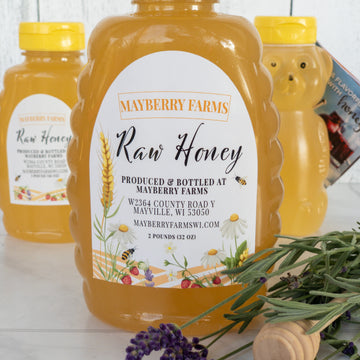 Aunt Bee's Raw Honey