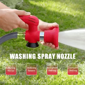 50% OFF TODAY!!!Washing Spray Nozzle-Clean Everything For You