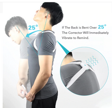 Load image into Gallery viewer, Adjustable Intelligent Posture  Smart Corrector Upper
