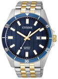 CITIZEN MEN'S QUARTZ