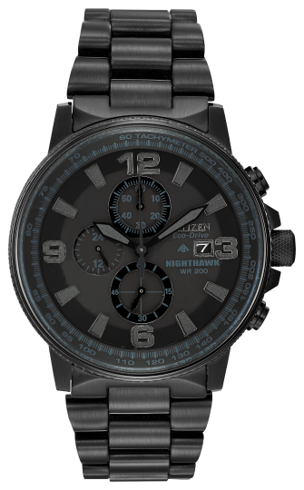 CITIZEN ECO DRIVE NIGHTHAWK