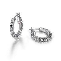 ELLE SILVER EARRINGS