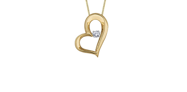 PULSE DIAMOND NECKLACE