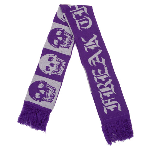 FTW SCARF (PURPLE/GREY)