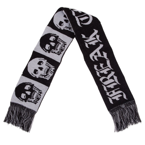 FTW SCARF (BLACK/GREY)