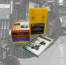 Forklift Log Books Order Form