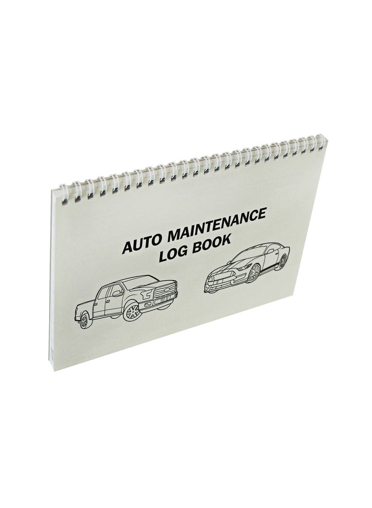 Auto Maintenance Log Book #715