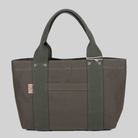 Thread-line Tokyo Heavy Canvas Tote S, Green