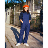 Le Laboureur Overall, Navy
