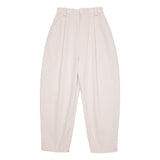 Peacher Barrel Pants, Off White