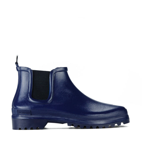 Novesta Chelsea Boot, Dark Blue