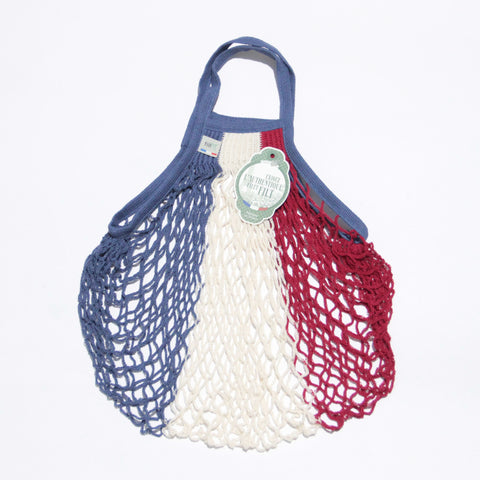 Filt Bag M, Bleu Blanc Rouge