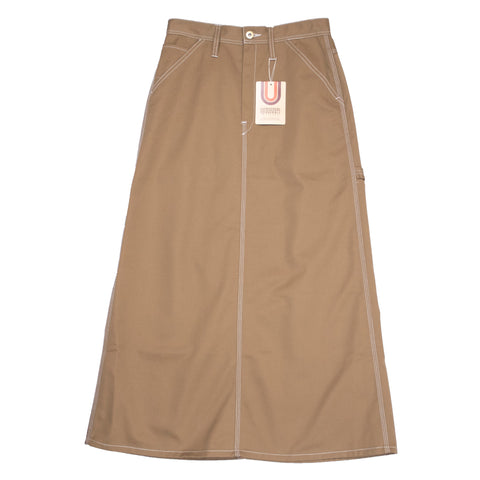 Universal Overall Painter Skirt, Beige