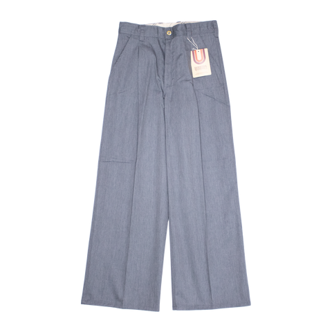 Universal Overall Wide Pants, Gray