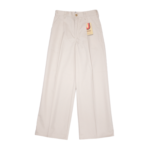 Universal Overall Wide Pants, Ivory