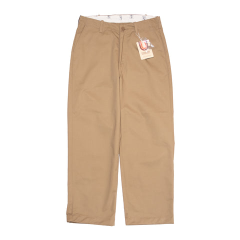 Universal Overall T-04 Pants, Beige