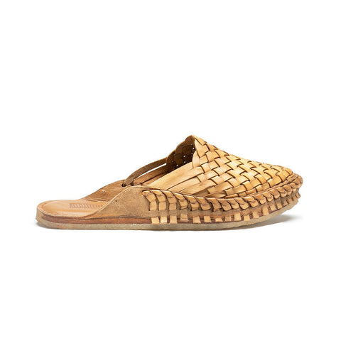 Mohinders Woven Slides, Natural