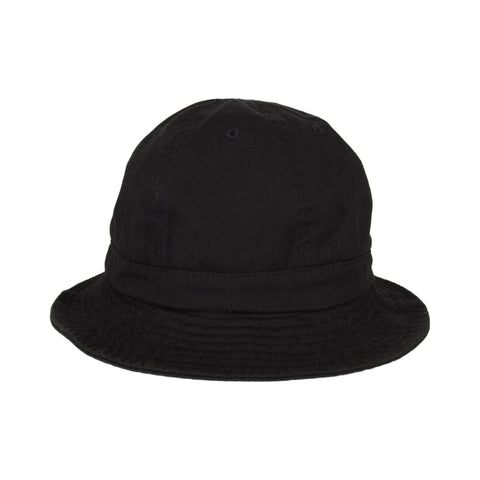 Newhattan Tennis Hat, Black