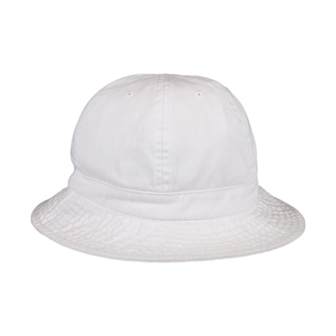Newhattan Tennis Hat, White