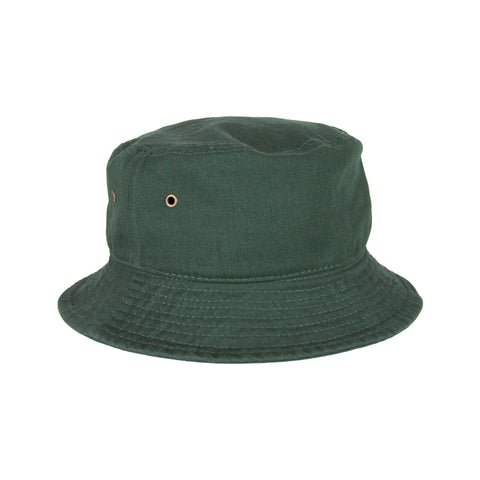 Newhattan Bucket Hat, Dark Green
