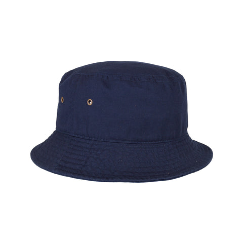 Newhattan Bucket Hat, Navy