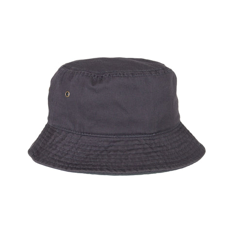 Newhattan Bucket Hat, Charcoal