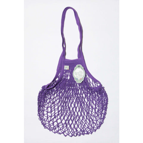 Filt Bag M Long Handles, Violet