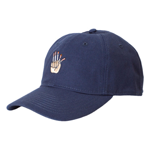"Carnaby Fair ""Ace"" Cap, Navy"