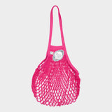 Filt Bag M Long Handles, Raspberry