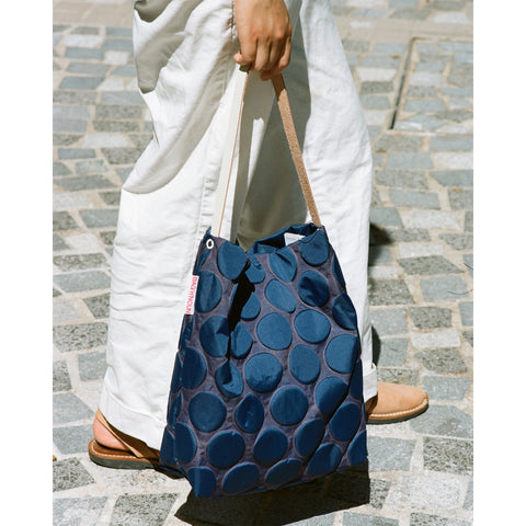 Bag'n'Noun Dots Pack Mini, Navy