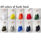 July Nine Sushi Sack Large, Blue