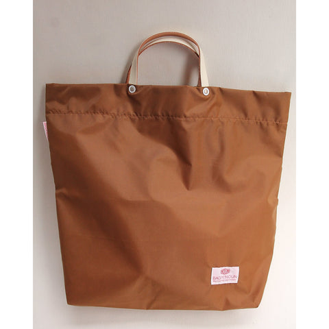 Bag'n'Noun Nylon Pack, Brown