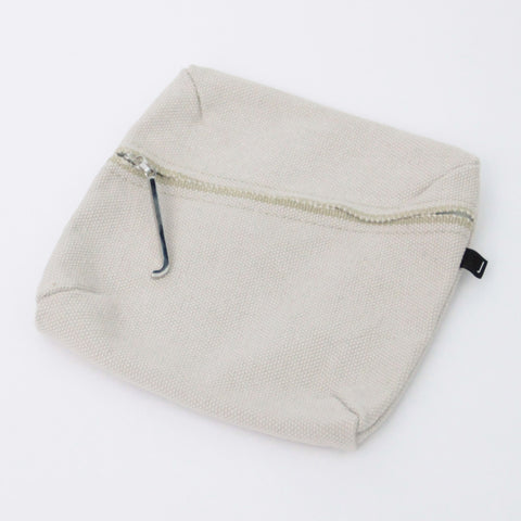 Jobu Pouch Square, Light Gray