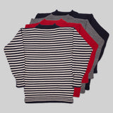 Le Tricoteur Guernsey Sweater, Red