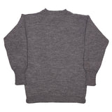 Le Tricoteur Guernsey Sweater, Grey