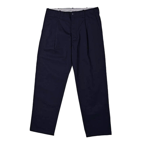 Universal Overall 847 Industrial Tuck Pants, Navy