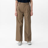 Universal Overall Wide Pants, Beige