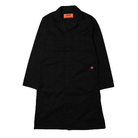 Universal Overall Shop Coat, Black