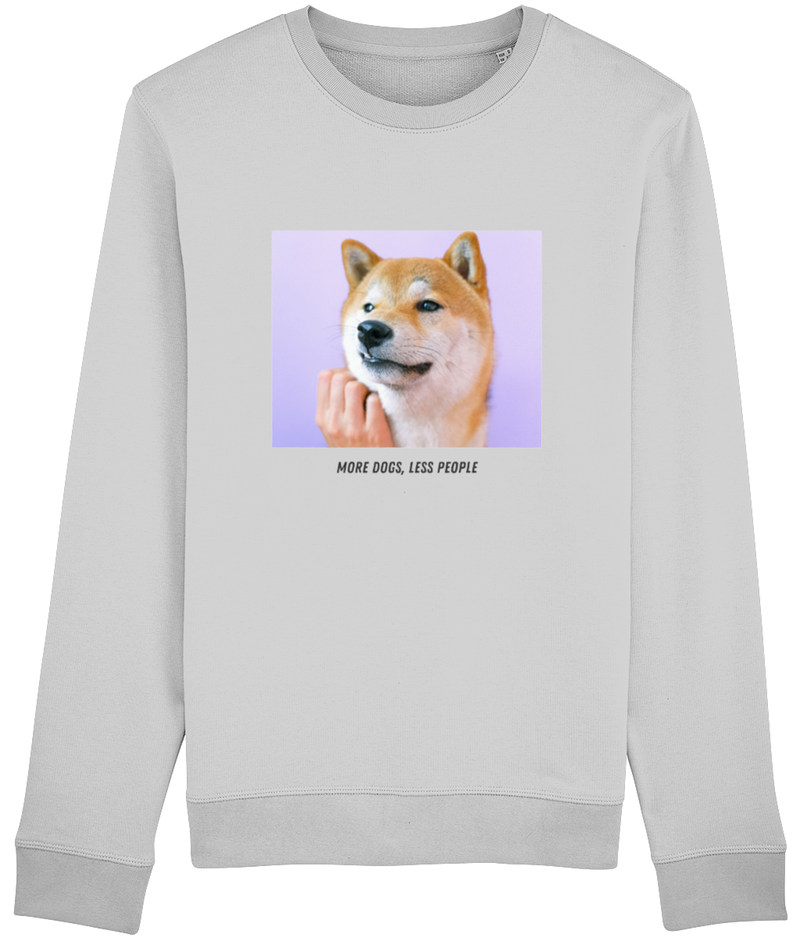 More Dogs, Less People Sweatshirt