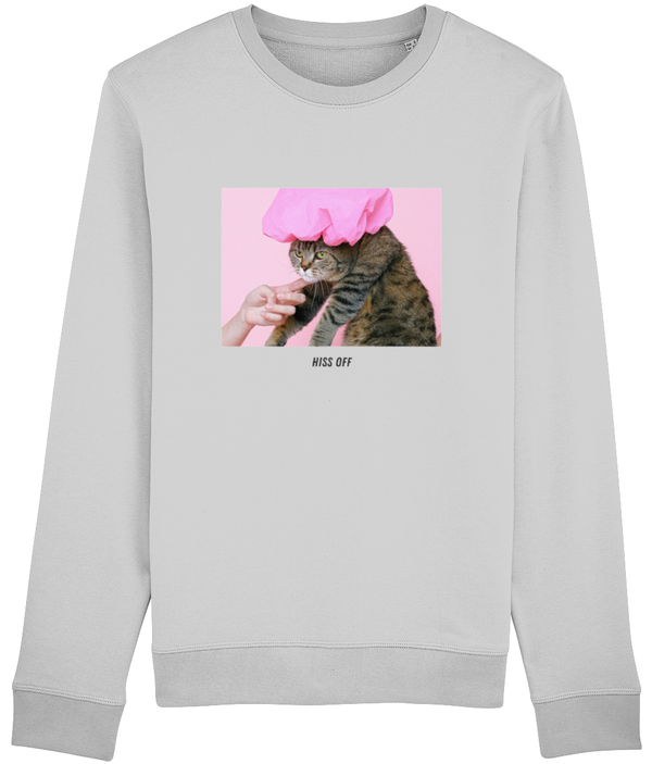 Hiss Off Sweatshirt