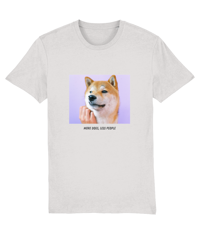 More Dogs, Less People Tee