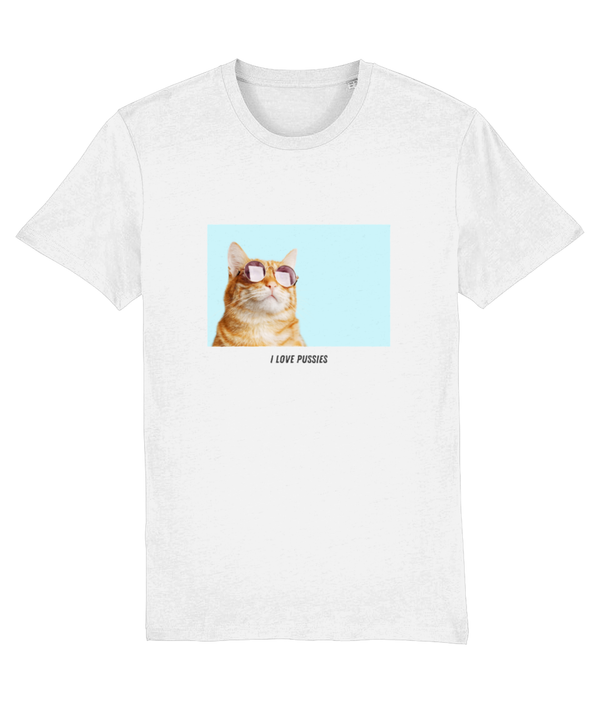 I love pussies Tee