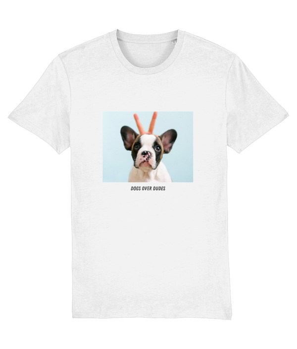 Dogs Over Dudes Tee