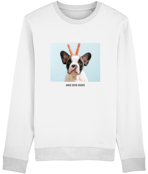 Dogs over Dudes Sweatshirt