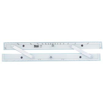 "18"" ALUMINUM ARMS PARALLEL RULE"
