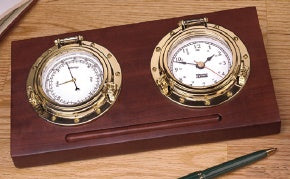 PORTHOLE DESK SET