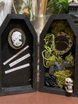 Mini Oddity Coffin Box - Darkness