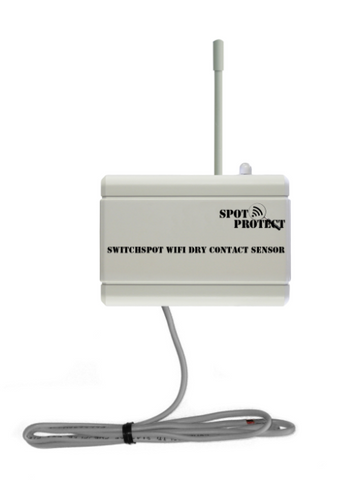 SwitchSpot WiFi Dry Contact Sensor For Remote Monitoring - PAM Distributing Co