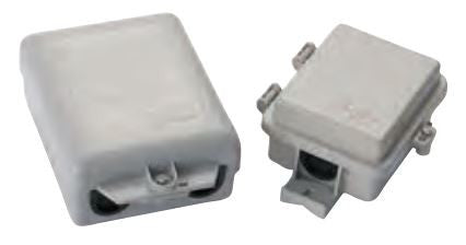 "ENCLOSURE NETWORK INTERfACE DEVICES (H X W X D) 5"" X 4"" X 2""  COLOR GRAY   (H X W X D) 5"" X 4"" X 2"" COLOR GRAY GRAY"